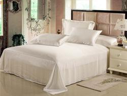 Silk Flat Sheets