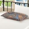 Firework Silk Pillow Cover