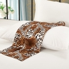 Leopard Silk Pillow Cover