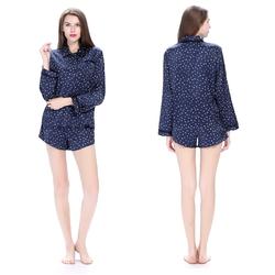 Pyjama en Soie Femme
