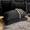 Ivory Silk Bed Linen Set