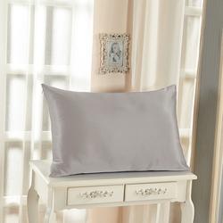 غطاء الوسادة من الحرير