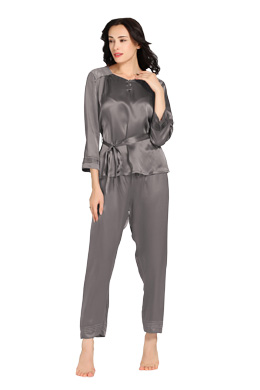 Women Silk Pajama