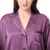 Violet Plus Size Robe