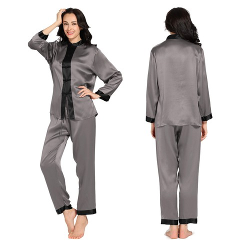 Real Silk Pajamas