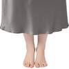 Dark Gray Plus Size Nightdress