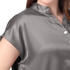 Dark Gray Plus Size Pajama