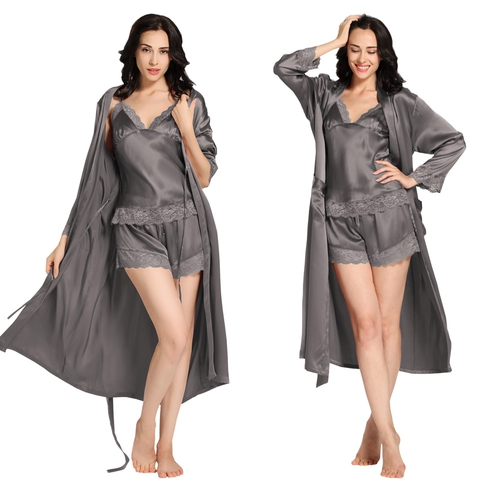 Personalized Silk Robes