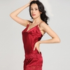Rojo Vino Women Silk Camisole