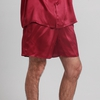 Claret Men Silk Bottom