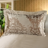 Bright Coffee Silk Pillowcase