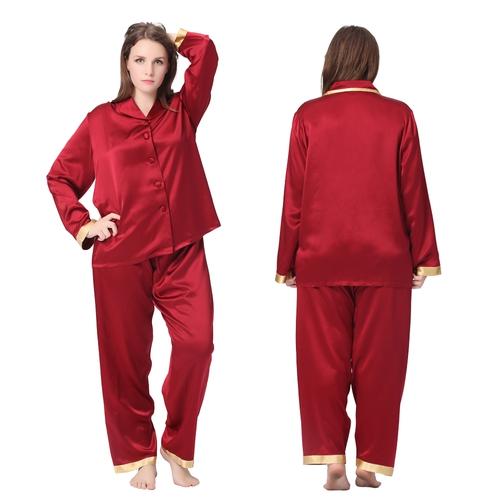 Light Sky Blue Plus Size Pajama