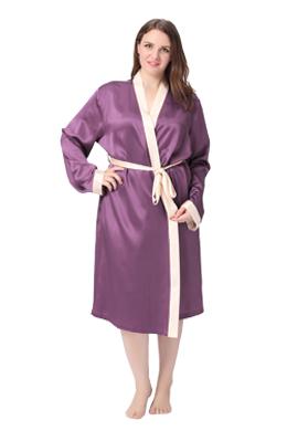 Plus Size Robe