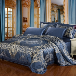 100 Silk Bed Sheet Set