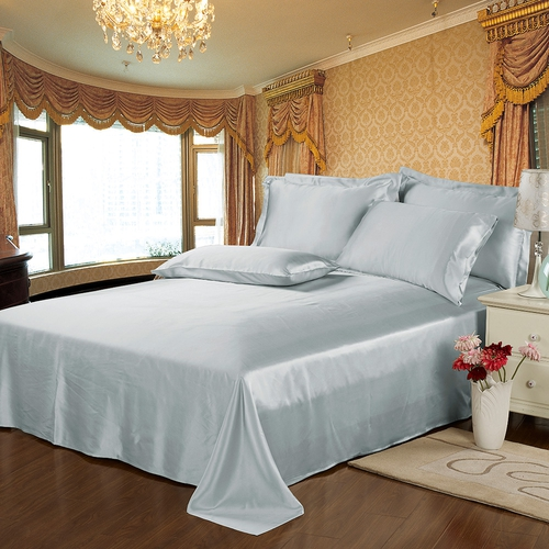 King Size Silk Sheets