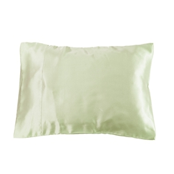 Silk Crib Pillowcase