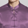 Violet Men Silk Pyjamas