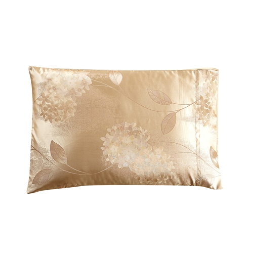 Soft Yellow Silk Pillowcase
