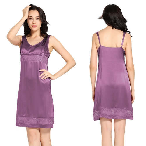 Ladies Silk Nightwear