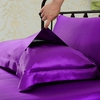 Violet Luxury Silk Pillowcase