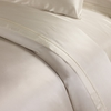 Ivory Silk Duvet Cover