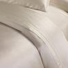 Ivory Silk Doona Covers