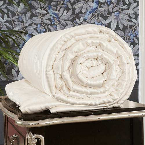 Silk Comforter Cover