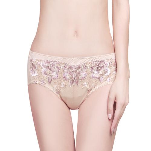 Nude Silk Panty