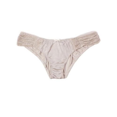 Nude Silk Bikini