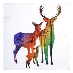 Silk Printing Handkerchief