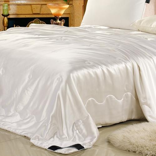 Summer Silk Covered Silk Comforter (model:1102-02) #silk