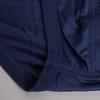 Navy Blue Silk Brief