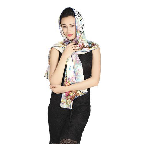 Seide Schal