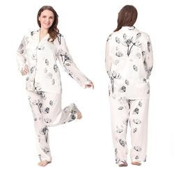 Pyjama Soie Grande Taille Femme