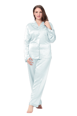 pyjama en soie grande taille femme lilysilk. Black Bedroom Furniture Sets. Home Design Ideas