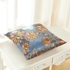 Firework Silk Pillow Cover