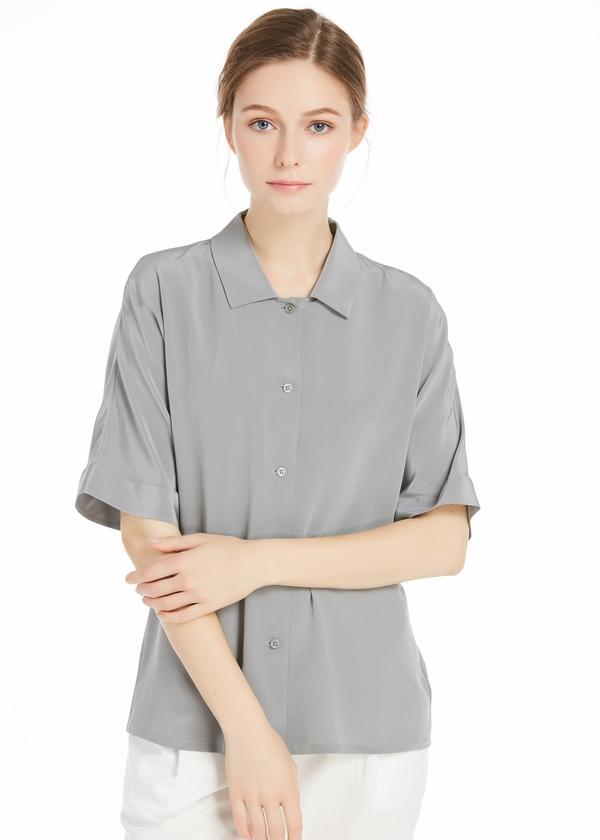 classy-grey-18mm-floaty-short-sleeve-silk-shirt--01.jpg