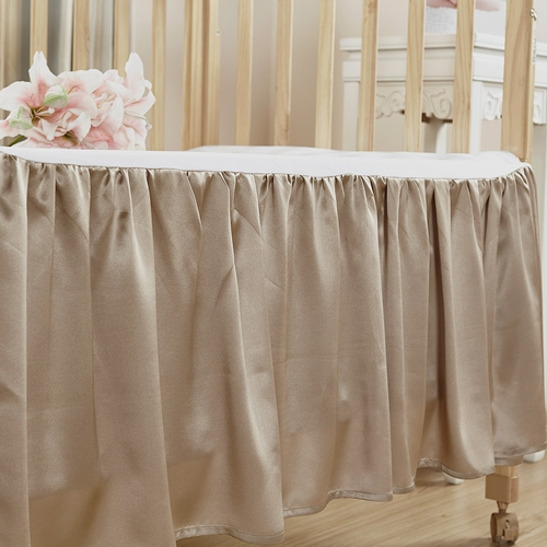 Silk Crib Skirt 117