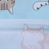 Lovely Cat Silk Pillowcase