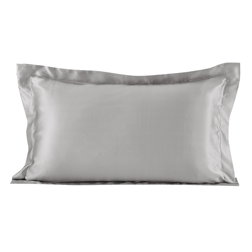 19 Momme Oxford Silk Pillowcase