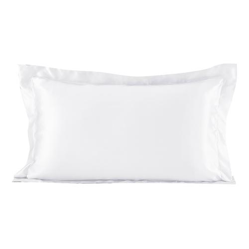 19 Momme Oxford Silk Pillowcase