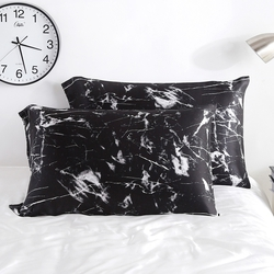 19 Momme Terse Silk Pillowcase Pillow Covers With Hidden