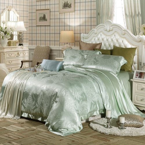 19 Momme Seamless Silk Bedding Set Bonnie