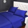 Blue Silk Sheet