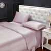 Rosy Pink Silk Sheet