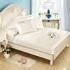 Ivory Silk Sheets