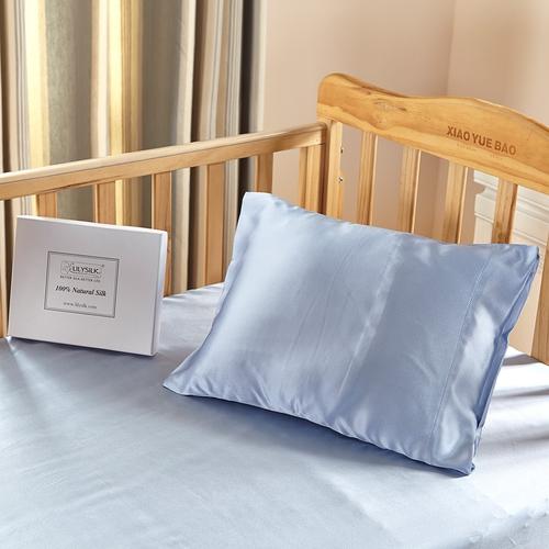 19 Momme almohada y la funda de almohada de Seda de Cuna