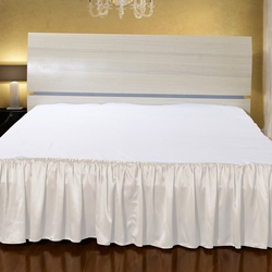 Silk Bed Skirts