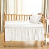 Ivory Silk Crib Bedding