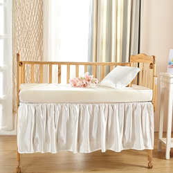 Seide Babybettwäsche
